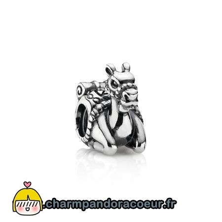 Nouvelle Collection Pandora Animaux Charms Chameau Charme