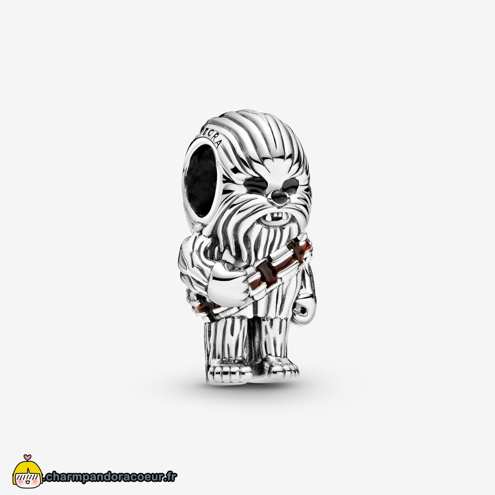 Nouvelle Collection Pandora Breloque Chewbacca Star Wars